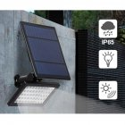 Solar Power Wall Lamp Lawn Home Yard Outdoor Waterproof 50LED Underground Flood Light