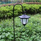 Solar Powered Lawn Light Outdoor Villa Courtyard Garden Led Lamp Landscape Decor white light