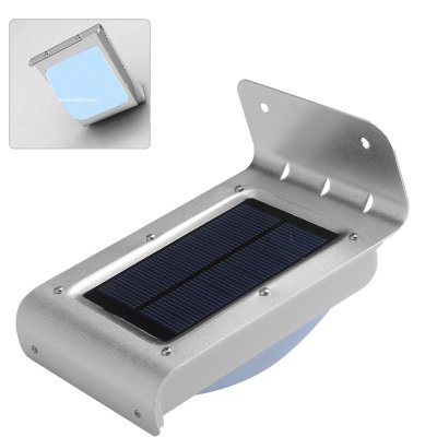 Solar Powered PIR Security Light