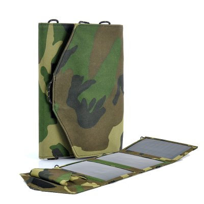 Camo 10W Laptop Solar Panel Charger Panel