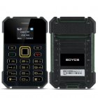 Soyes S1 Ultra Slim Bar Phone that has Bluetooth  FM and can be used as an MP3 Player