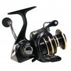 Spining Fishing Wheel with Metal Handle Pleasure Sea Fishing Tool AC6000