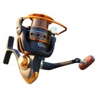 Spinning Fishing Reel 12+1 Bearing Balls  Fishing Reel with Left Right Convertible Metal Rocking Bar
