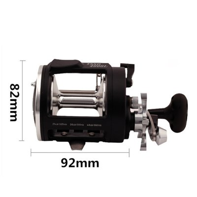 Spinning Reel Fishing Wheel TSSD 4000 Right H