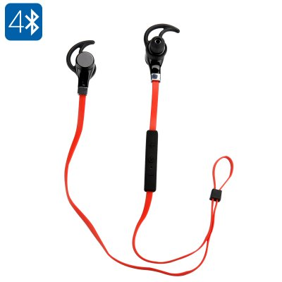 Sports Bluetooth 4.0 Wireless Stereo Earbuds