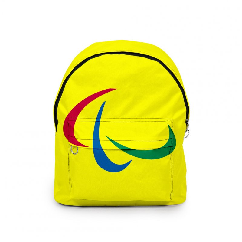 Sports Backpack 2020 Tokyo Olympics Print Casual Bags L_Free size