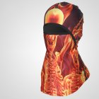Sports Headwear Motorcycle Riding Headgear Magic Sport Scarf Full Face Mask Balaclava One size Soul Guitar G