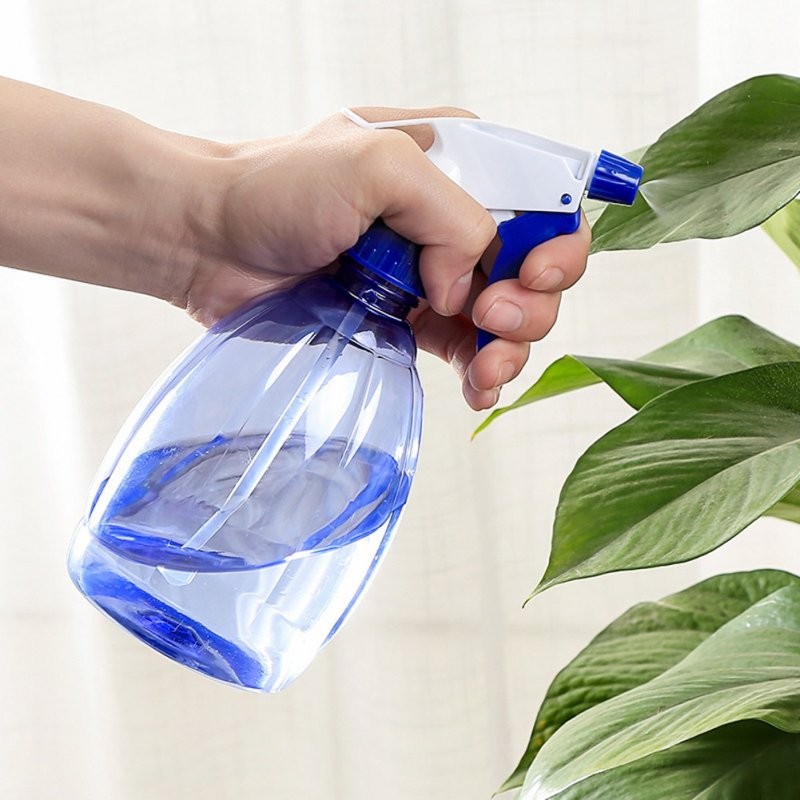 Spray Bottle WaterMist Sprayer for Haircut Salon Barber Plant Gardening Tool random Color