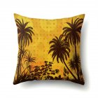 Square Beach Sea Pillowcase Cushion Throw Pillow Cover Printed Living Room Sofa Pillow Case 45 45cm CCA422 6