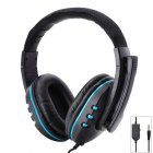 Stereo Over Ear Gaming Headset Headphone