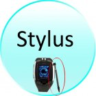Stylus for CVSL 700 Super Cool Mobile Phone Wrist Watch