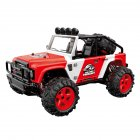 Subotech Brave 1/22 2.4G 4WD RC Desert Buggy RC Car SUV NO.BG1511 45km/h red