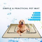 Summer Car Seat Dog Mattress Anti Dirty Anti Skid Easy Clean Pet Cushion