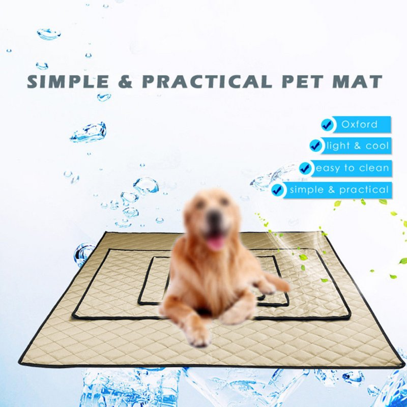 Summer Car Seat Dog Mattress
