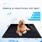 Summer Easy Clean Dog Mattress Car Seat