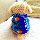 Summer Hawaii Series Printing T-Shirt for Pet Dog Costumes