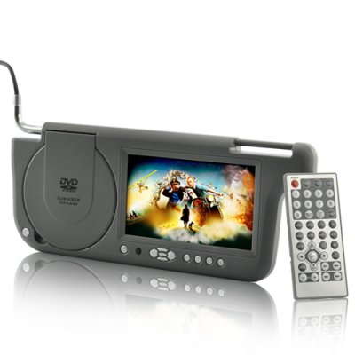 7 Inch Car Sun Visor DVD Player