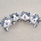 Super Cute Cat Plush Doll Toys