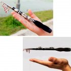 Super Hard Mini Fishing Rod 1 2 3m Fishing Tackle Equipment Practical Tool