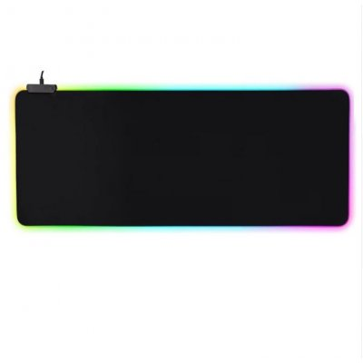 Super Large RGB LED Light USB Game Mouse Pad
