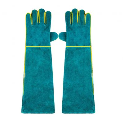Super Long Protective Gloves - Green