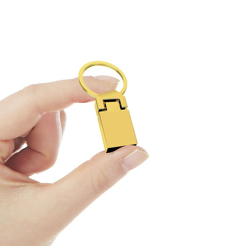 Super Mini USB Flash Drive Gold 32GB