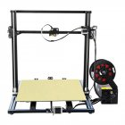 Black Creality3D CR-10S5 Enlarged Printer