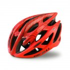 Superlight Breathable Cycling Safety Hat MTB Road Bicycle Helmets  Fluorescent orange_S/M (52-58CM)
