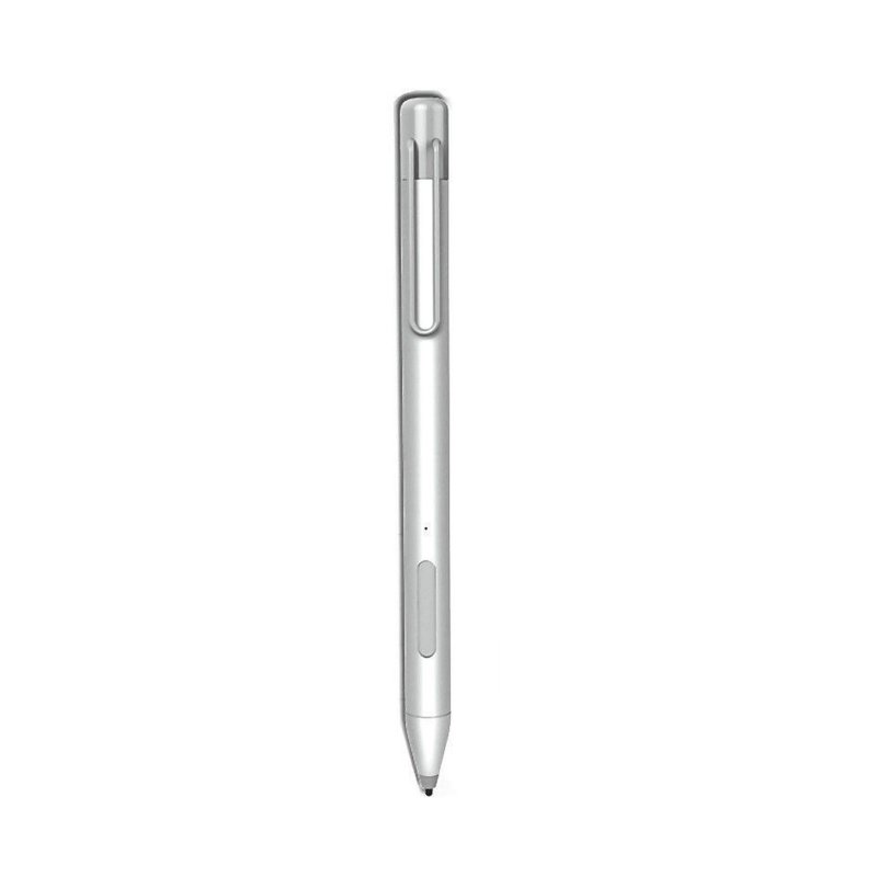 Surface Smart Stylus Pen for Microsoft Surface 3 Pro 5,4,3, Go, Book, Laptop Silver
