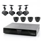 8 Camera Surveillance Set (2nd Generation)