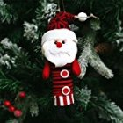 Swing Spring Fin Christmas Hanging Doll