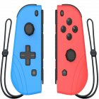 Switch Joy Con Wireless Gaming NS (L/R) Controllers Bluetooth Gamepad Blue and red