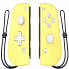 Switch Joy Con Wireless Gaming NS  L R  Controllers Bluetooth Gamepad Pikachu yellow