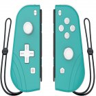 Switch Joy Con Wireless Gaming NS (L/R) Controllers Bluetooth Gamepad turquoise