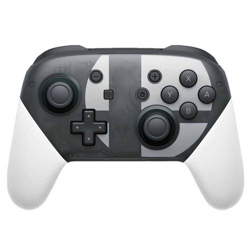 Switch pro Controller Bluetooth Wireless Controller Game Accessories Black + white