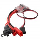 Synthetic Mini Brushed 30A Electronic Speed Controller ESC for RC Car 1/8 1/10 Tamiya HSP HPI