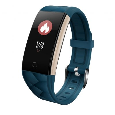 T20 Waterproof Smart Watch- Blue