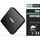 T95 S2 TV BOX black 1G+8GB US Plug