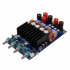 TAS5630 2 1 Class D 300W 150W 150W Tone Adjust Amplifier Completed Board Blue Board  TAS5630 amplifier
