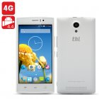 THL L969 4G Android 4 4 KitKat Phone features a 5 Inch 854x480 IPS Screen  MT6582 Quad Core 1 3GHz CPU  1GB RAM and 8GB ROM