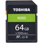 TOSHIBA N203 SD Card 64GB