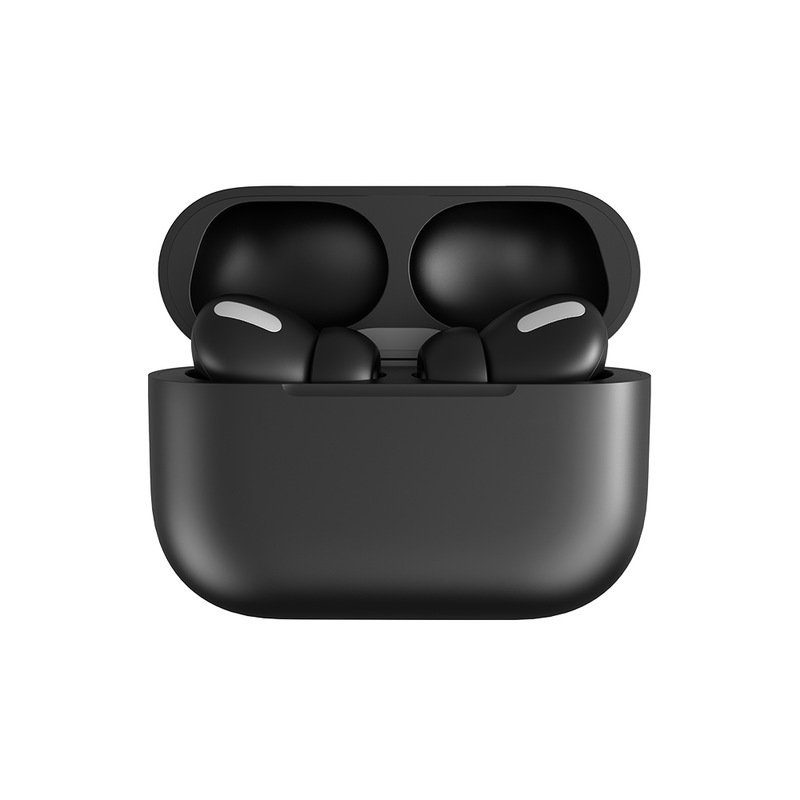 TWS Headphones Wireless Bluetooth Earphone In-ear Stereo Earbuds Headset For All Smart Phone black