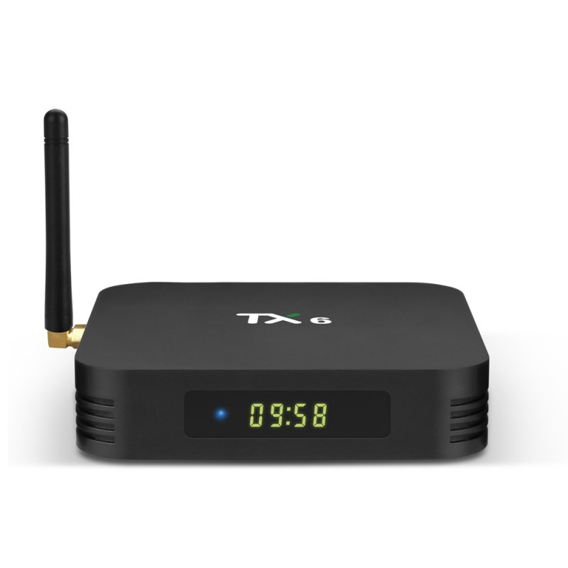 TX6 TV BOX 4G+64GB EU Plug