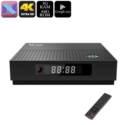 TX92 Android TV Box (64GB)