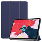 Tablet PC Protective Case Ultra thin Smart Cover for iPad pro 11 2020  blue