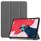 Tablet PC Protective Case Ultra-thin Smart Cover for iPad pro 11(2020) gray