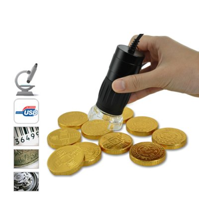 USB Digital Microscope (2 MP, 200x)