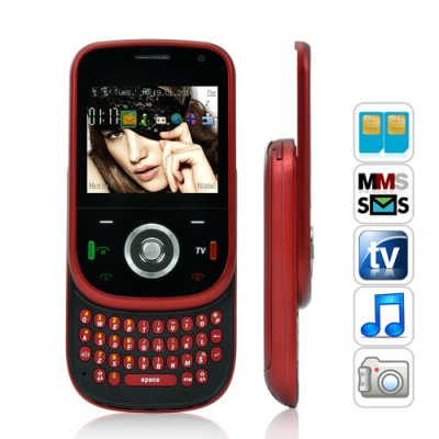 Dual SIM China Mobile Phone