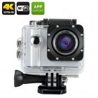 Take stunning 4K footage and crisp photos with the ELE Explorer Pro     the first action camera with voice control
