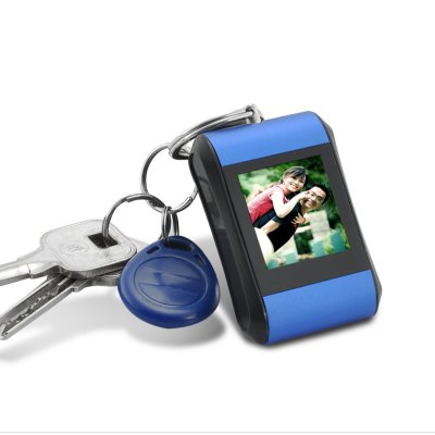 1.5 Inch Blue Digital Photo Frame